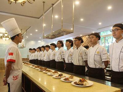 西式烹饪专业