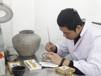 文物保护技术专业