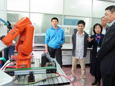 工业机器人应用专业
