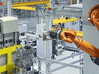 工业机器人编程与维护专业
