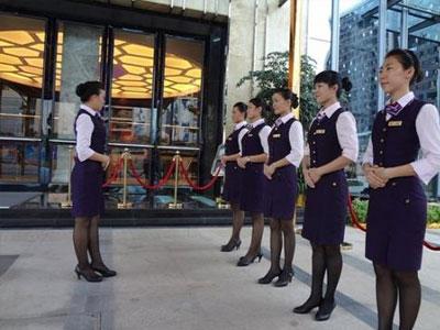 酒店服务与管理专业