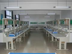 四川矿产机电技师学院教学设备