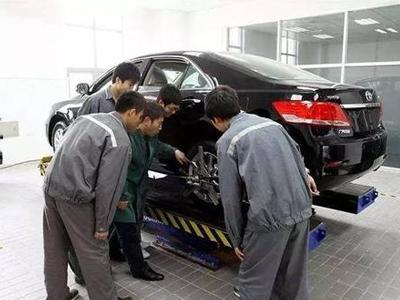 汽车驾驶与维修专业
