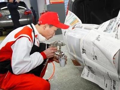 汽车美容技术专业