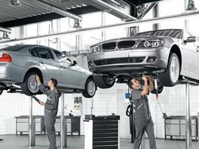 汽车制造与维修专业
