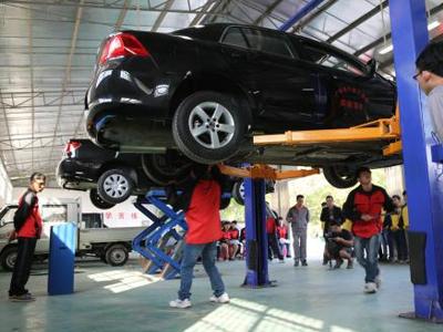 汽车应用与维修专业