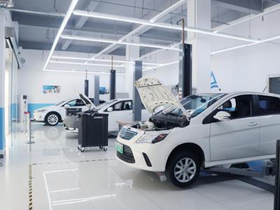 汽车车身维修技术专业