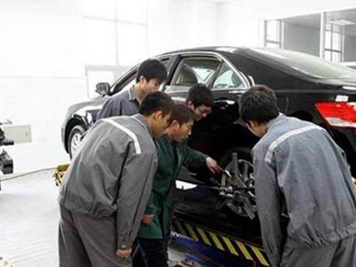 汽车整车与配件营销专业