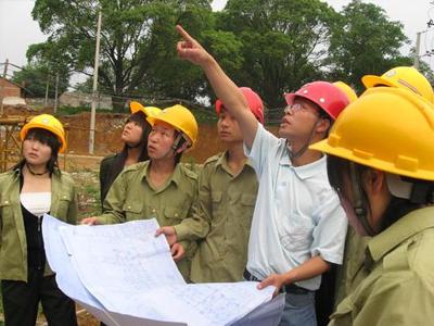 土建工程检测专业