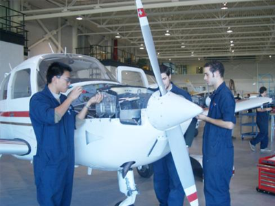 航空机电工程专业