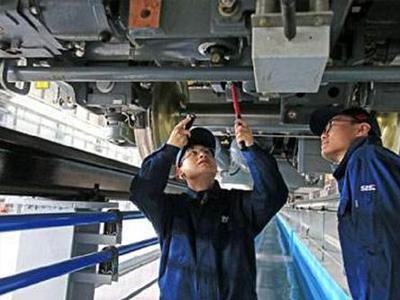 城市轨道交通车辆运用与检修专业