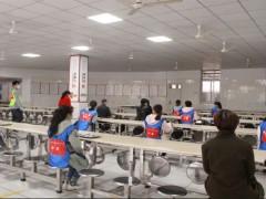 四川现代艺术学校学生食堂