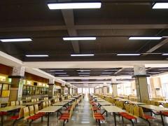 成都信息工程大学天府校区学生食堂