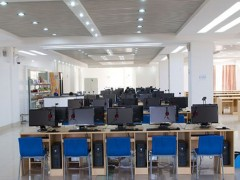 云南外事外语职业学院教学设备