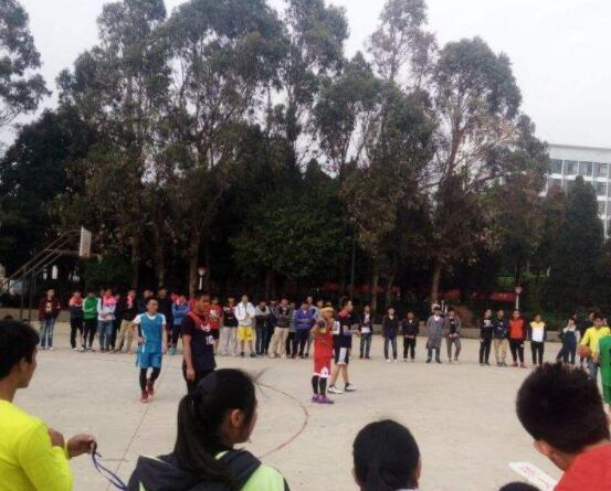 黔东南州外事职业技术学校