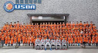 重庆热篮篮球培训